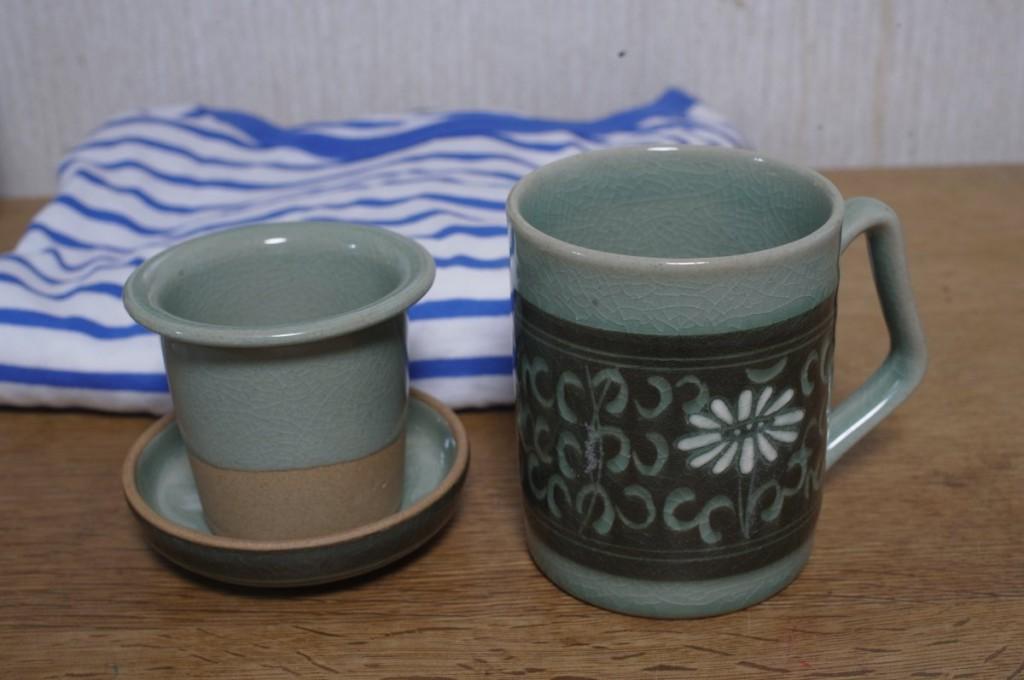 韓国土産のカップ