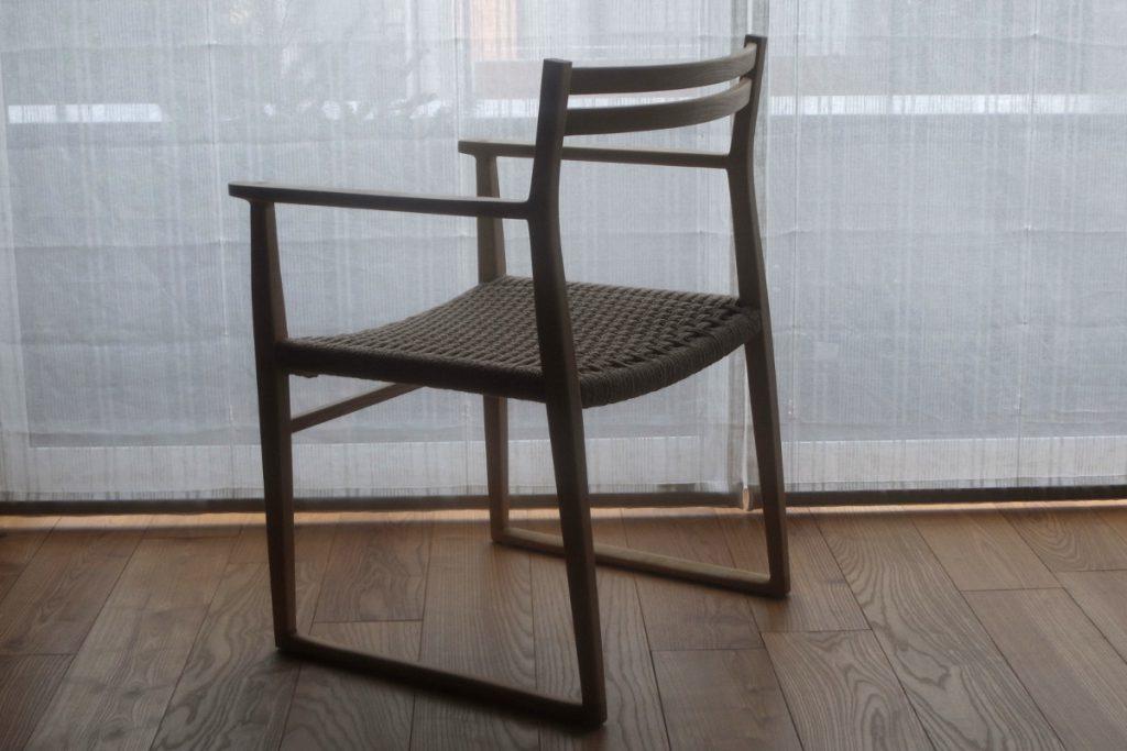 駒井邸ギャラリー椅子